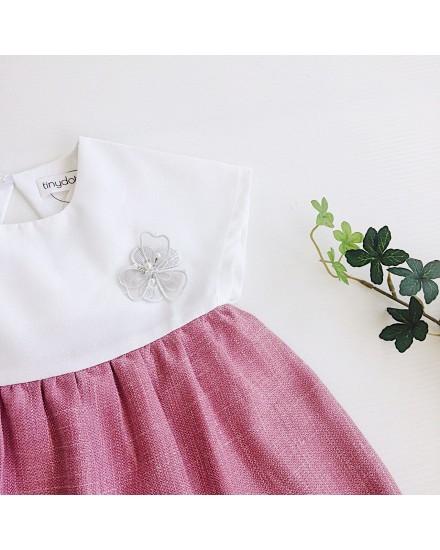 tanara dress pink