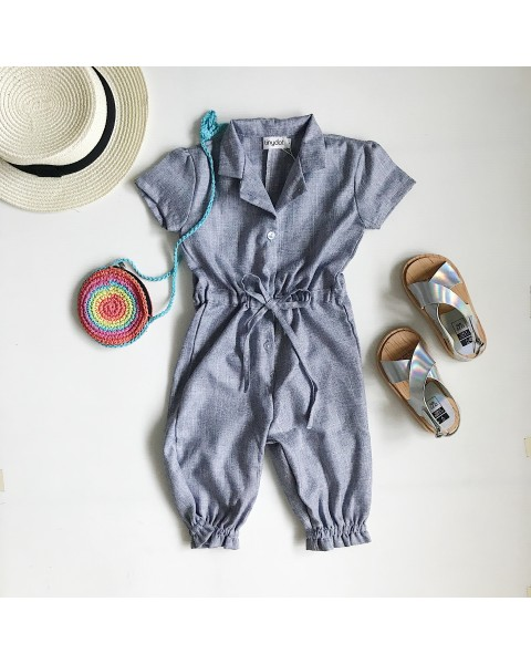 nami jumpsuit grey