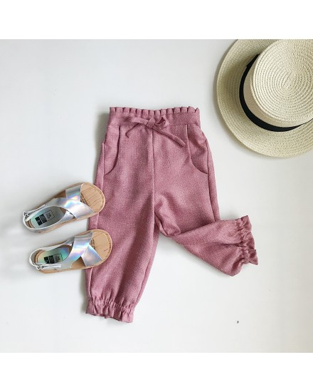 lucy pants pink