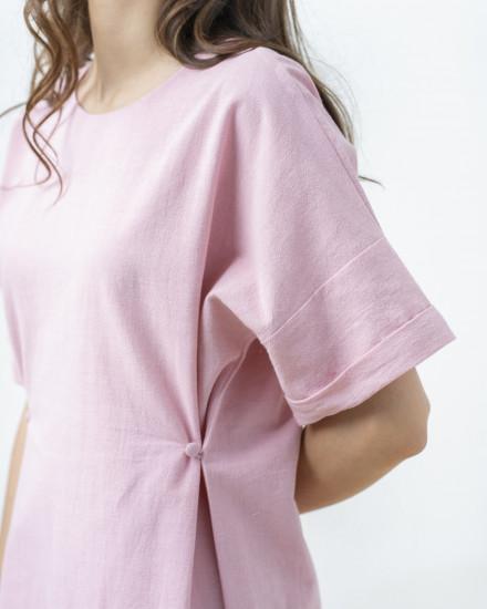 VIALE DRESS PINK