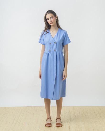 MIZUKI DRESS BLUE