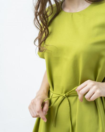 RINGGA DRESS GREEN