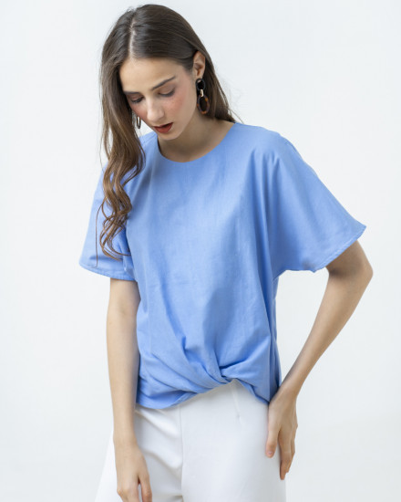 TILLY TOP BLUE