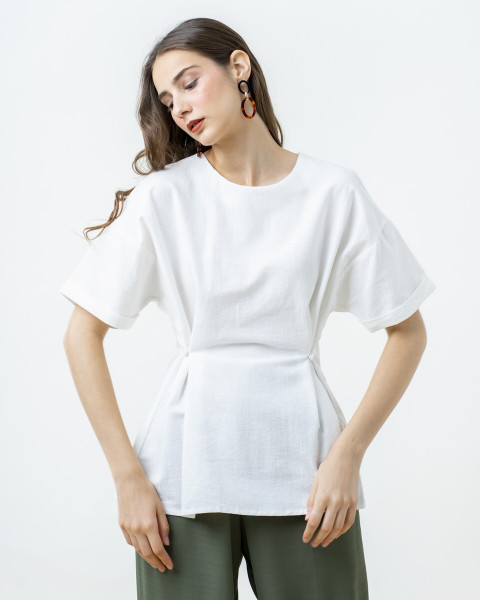 VINCENT TOP WHITE