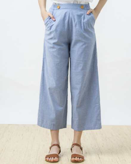 JOEY PANTS BLUE