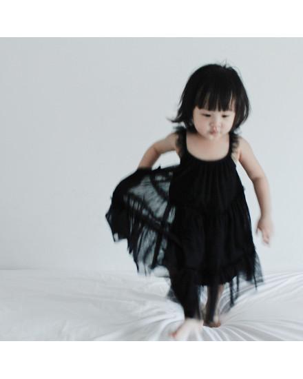 KYO DRESS BLACK