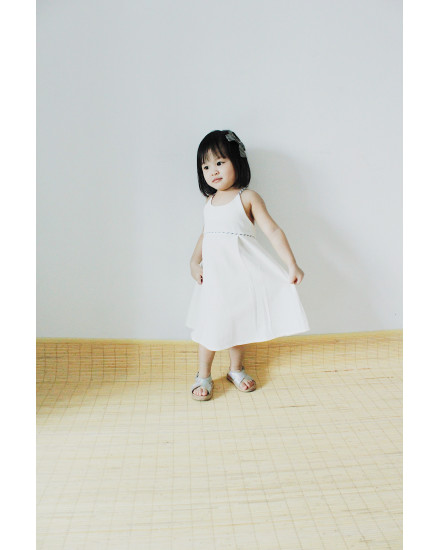 MICHIGAN DRESS WHITE