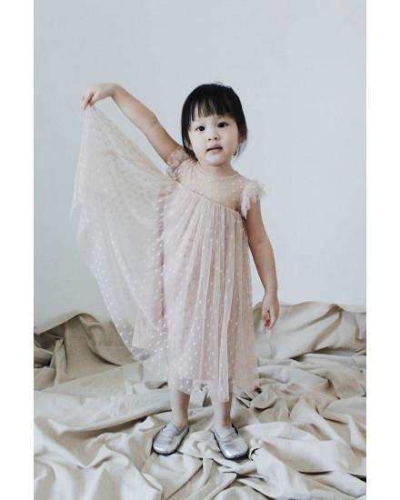 GALYA DRESS NUDE