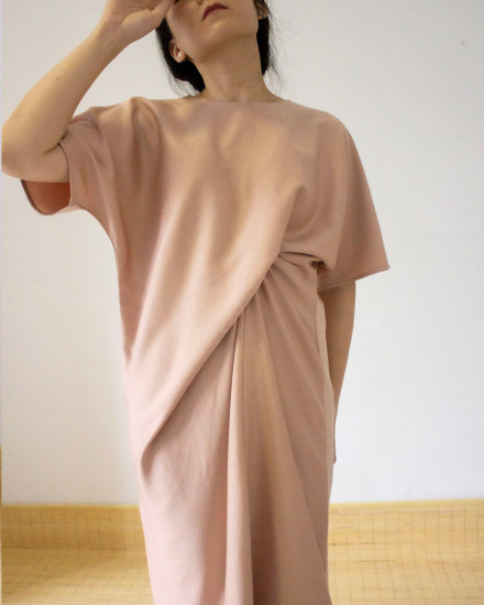 desmon dress nude