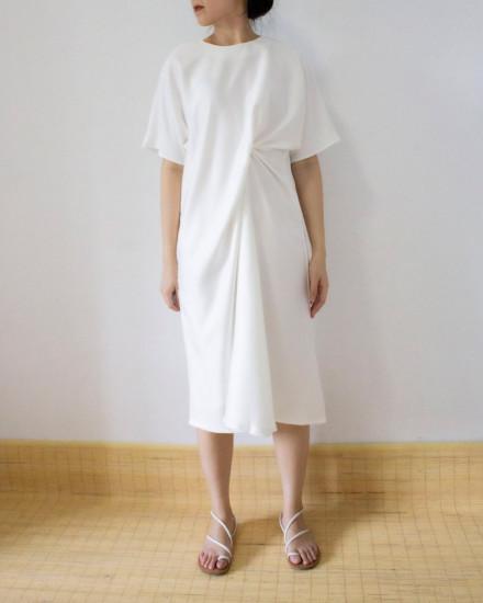 KIYOKI dress white