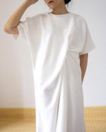 desmon dress white