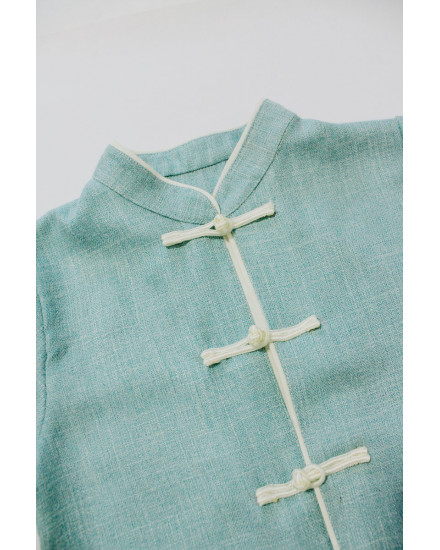 xen shirt mint