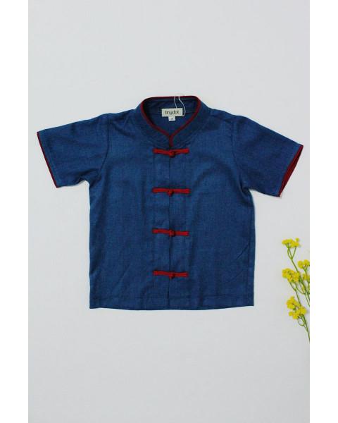 Xen shirt navy