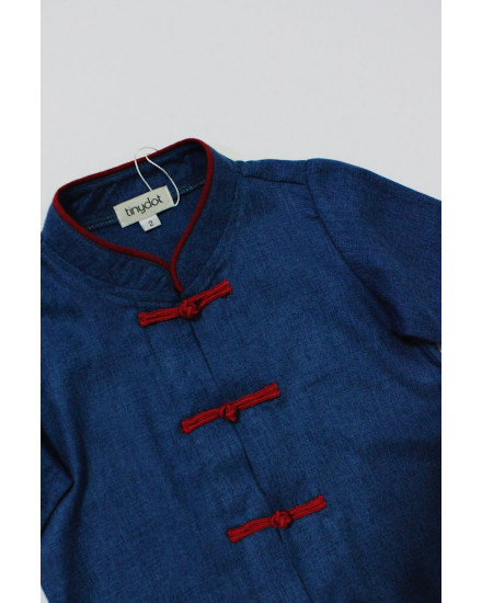 Xen shirt navy