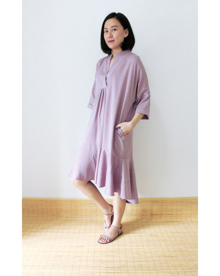 GISYA DRESS LILAC