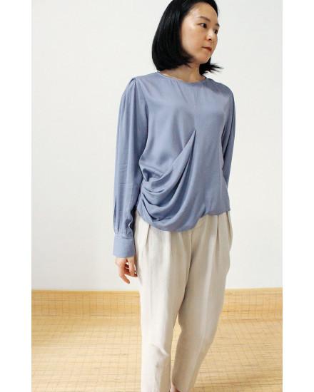 HENORI DRESS SAGE