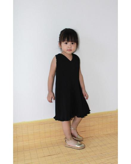 CLEODY DRESS BLACK