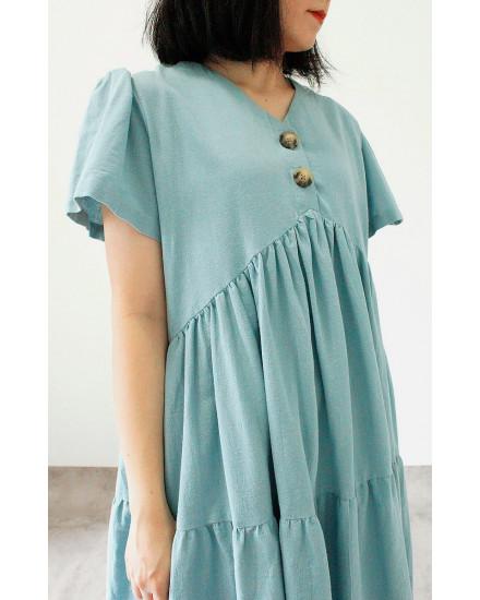 YURIA DRESS BLUE