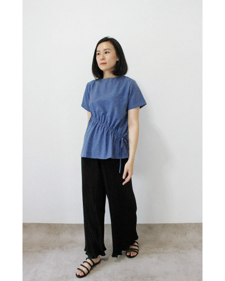 HELIA TOP BLUE