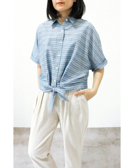 FUKO SHIRT BLUE