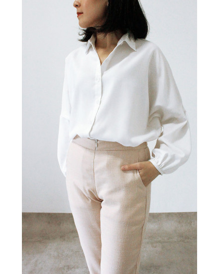 JANETA SHIRT WHITE