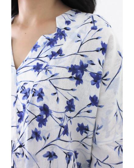 MAYALA DRESS WHITE