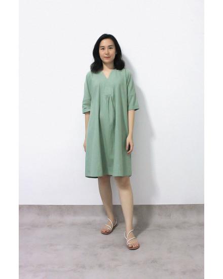 MAYALA DRESS SAGE