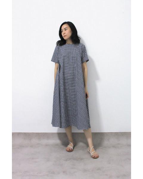 NOWA DRESS GINGHAM
