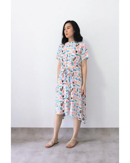NOWA DRESS FLORA