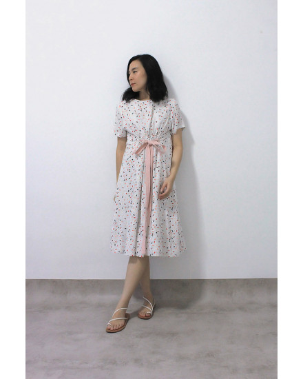 BERTINE DRESS CONFETti