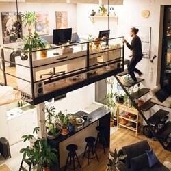 My kind of workspace
