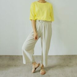 Brighten up your day with Everyday T-shirt lemon