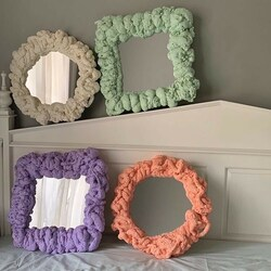 Must have mirror. Choose your favourite color and shape.Open pre order