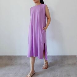 Everyday Dress sleeveless 239,000. . Pre order 7-10 days Swipe left for available color Size : bust 110/ length 110 cm Custom size : contact admin