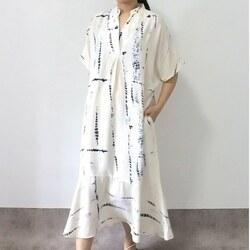 New : Raina Dress Bone 249,000